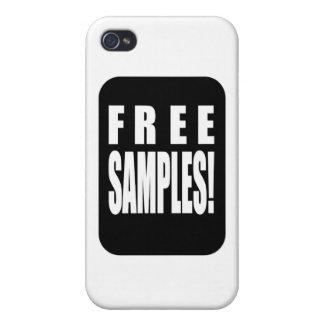 fritt tar prov iPhone 4 cover