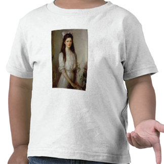 Fröcken kristna Elspeth Mallock Tshirts