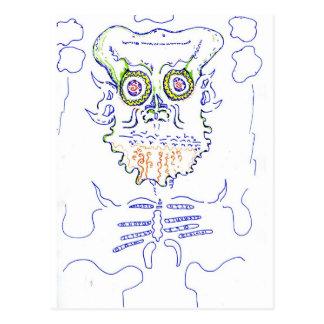 Frodig komplexitet vykort