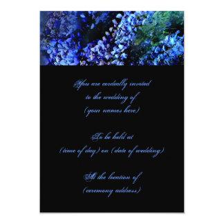 Frodiga Wisteriabröllopinbjudningar 12,7 X 17,8 Cm Inbjudningskort