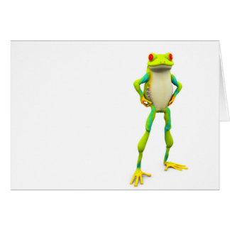 froggy2 hälsningskort
