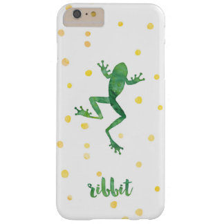 Froggy Barely There iPhone 6 Plus Fodral