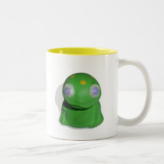 Froggy Två-Tonad Mugg
