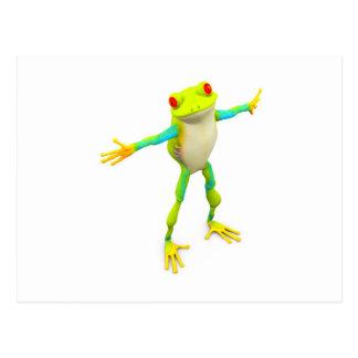 froggy vykort