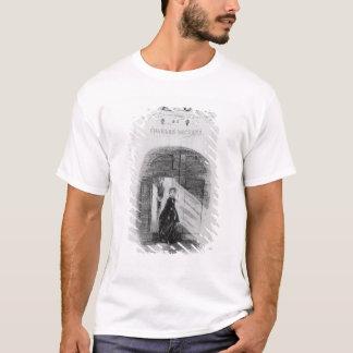 """Frontispiece """"lite Dorrit"""" vid Charles T Shirts"""