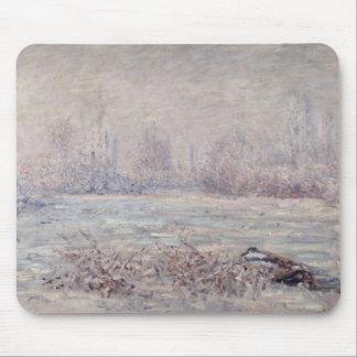 Frost nära Vetheuil, 1880 Musmatta