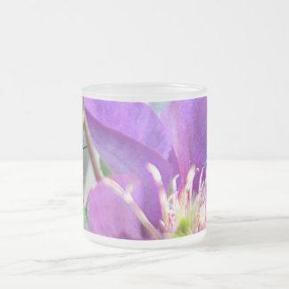 Frostad Glass mugg för Clematiskonst
