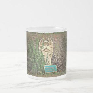 Frostad Glass mugg - Sedona ängel