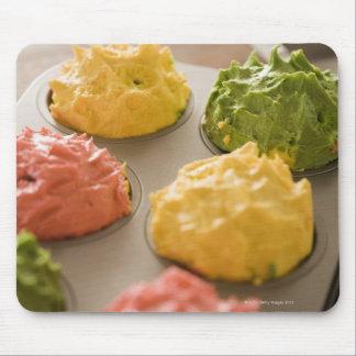 Frostad muffins musmatta