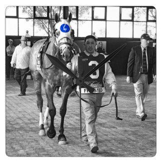 Frostat den Pennsylvania Derby vinnaren Fyrkantig Klocka