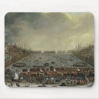 Frostmässan av vintern av 1683-4 på Thamen Musmatta