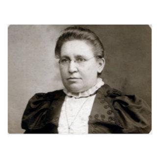Fru Elizabeth Rupp STONEY av York County, PA Vykort