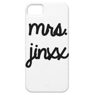 Fru Jinxx iPhone 5 Case-Mate Fodraler