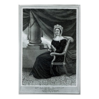 Fru Rachel Jackson Poster