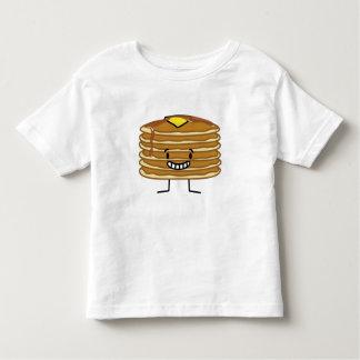 Frukost för sirap för pannkakabuntsmör fluffig tshirts