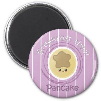Frukost Time - pannkaka Magnet