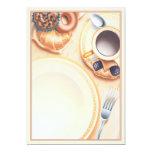 Frukostklubb©en 12,7 X 17,8 Cm Inbjudningskort
