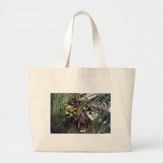 Frukt på träd i Belize Jumbo Tygkasse