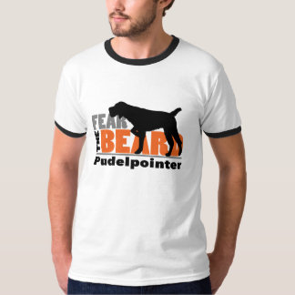 Frukta skägget - Pudelpointer T-shirt
