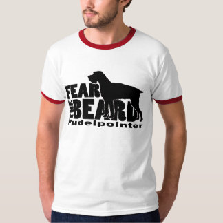 Frukta skägget - Pudelpointer Tshirts