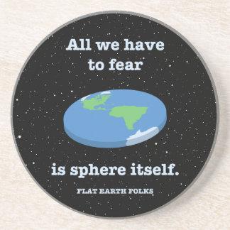 Frukta spheren underlägg sandsten