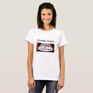 Fruktansvärd tenor t-shirt