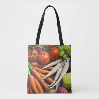 Frukter & Veggies hänger lös Tygkasse