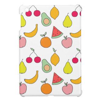 fruktmönster iPad mini skydd