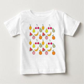 fruktmönster tröjor