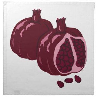 FruktPomegranate Tygservett