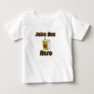 Fruktsaft boxas den gulliga småbarnT-tröja för Tshirts