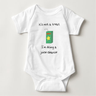 Fruktsaftbaby - göra en fruktsaft rentvå tee shirts