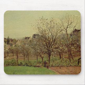 Fruktträdgården, 1870 (olja på kanfas) musmatta