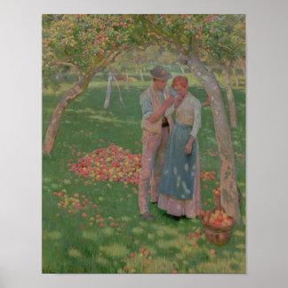 Fruktträdgården Poster