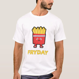 Fryday Tee Shirt