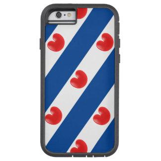 Fryslân flagga tough xtreme iPhone 6 fodral