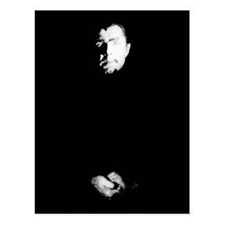 """Frysningram - vykort för Bela Lugosi """"vitZombie"""""""