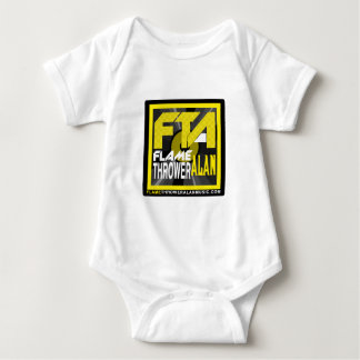 FTA flammar dräkt & Merchandise för ThrowerAlan T-shirt
