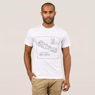 FTK - Irenes Trek till den Nepal skjortan T Shirts