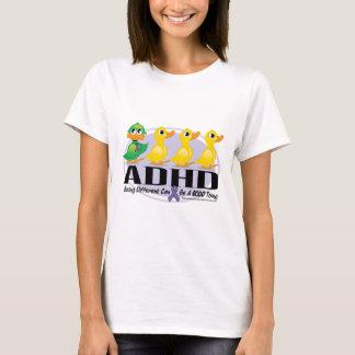 Ful Duckling för ADHD Tee Shirts