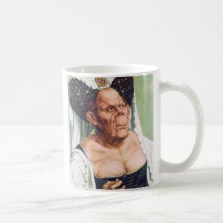 Ful gammal kvinna av Quentin Massys Kaffemugg