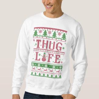 Ful jul för Thugliv Långärmad Tröja
