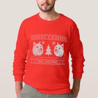 Ful jultröja för Doge Tröja