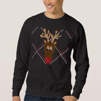 Ful jultröja lång ärmad tröja