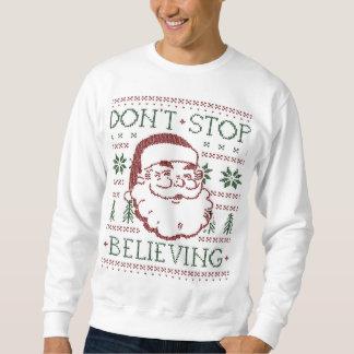 Ful jultröja - rolig jultröja sweatshirt