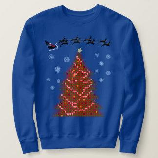 Ful jultröja sweatshirt