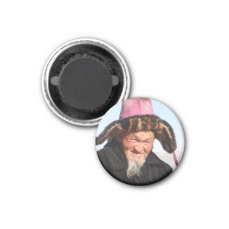 ful mongolian magnet
