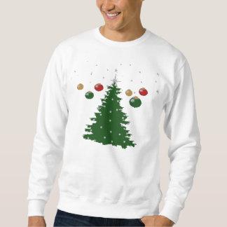 Ful tröja för dekorativ trädjul