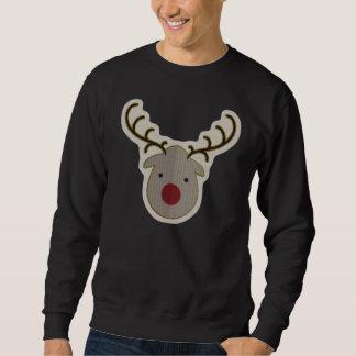 Ful tröja för Rudolph jul