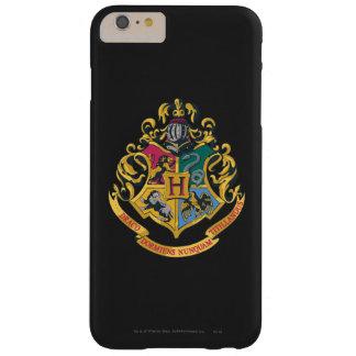 Full färg för Hogwarts vapensköld Barely There iPhone 6 Plus Fodral